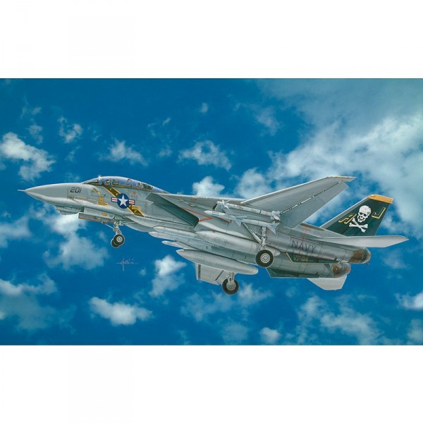 Maquette avion: F-14A Tomcat - Italeri-2667