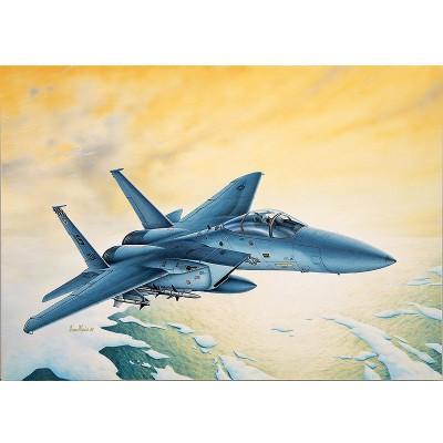 Maquette avion: F-15 C Eagle - Italeri-169