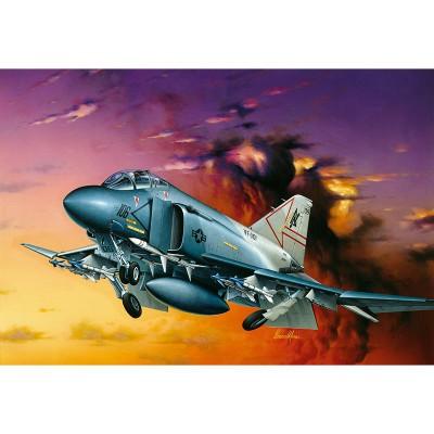 Maquette avion: F-4 S Phantom - Italeri-170