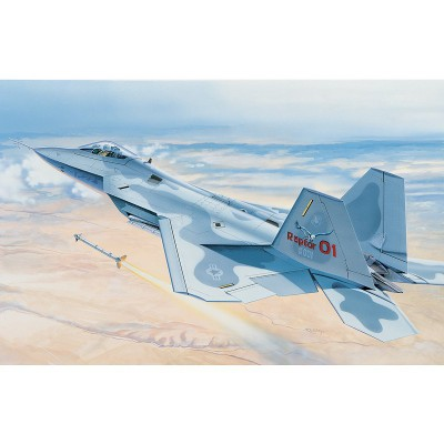 Maquette avion: F22 Raptor - Italeri-850