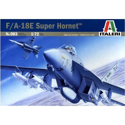 Maquette avion: F/A-18E Super Hornet - Italeri-083