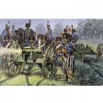 Figurines Guerres napoléoniennes: Artillerie de la Garde Française 1:72