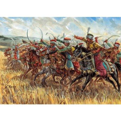 Figurines Guerres napoléoniennes: Cavalerie Mamelouk 1/32 - Italeri-6877