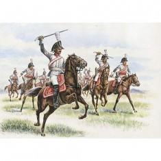 Figurines Guerres napoléoniennes: Cuirassiers Prussiens