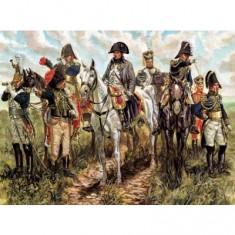 Figurines Guerres napoléoniennes: Etat-major français