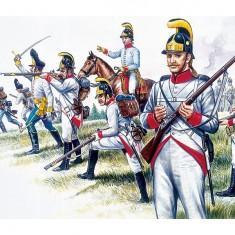 Figurines Guerres napoléoniennes: Infanterie autrichienne