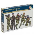 Figurines historiques : SOVIET SPECIAL FORCES 80s