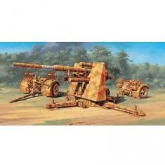 Maquette canon Flak 37 88 mm