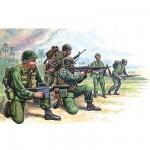 Figurines Guerre du Vietnam : : Forces Spéciales Américaines
