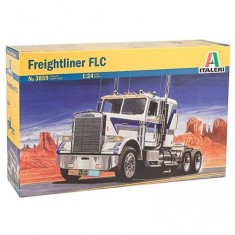 Maquette Camion: Freightliner FLC