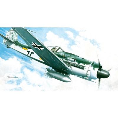 Maquette avion: Focke Wulfe Fw 190 D-9 - Italeri-1128