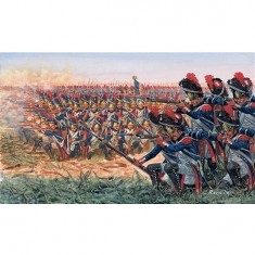Figurines Guerres napoléoniennes: Grenadiers Français