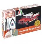 Maquette Hummer Pompiers: Mon premier modèle
