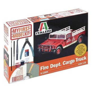 Maquette Hummer Pompiers: Mon premier modèle - Italeri-12004
