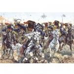 Figurines Guerre de Crimée: Hussards Britanniques