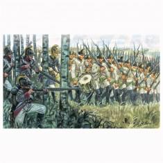 Figurines Guerres napoléoniennes: Infanterie Autrichienne 1798-1805
