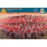 Figurines Guerres napoléoniennes: Infanterie Britannique 1815