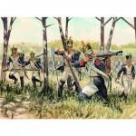 Figurines Guerres napoléoniennes: Infanterie Française