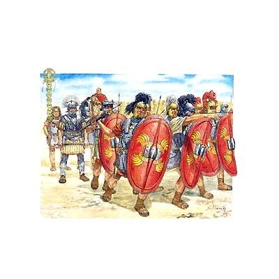 Figurines Infanterie Romaine : 1er et 2ème siècle av. JC - Italeri-6021