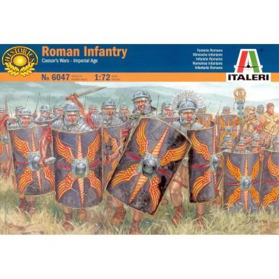 Figurines Infanterie Romaine - Italeri-6047