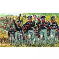 Figurines Guerres napoléoniennes: Infanterie Russe