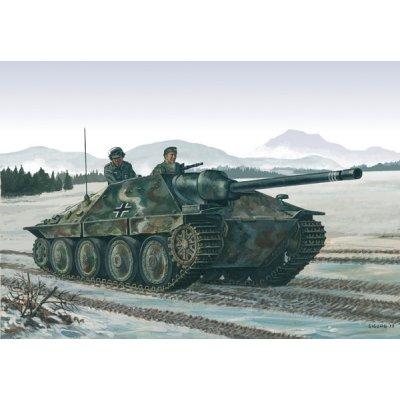 Maquette Char: JagdPanzer 38(t) Hetzer - Italeri-7057