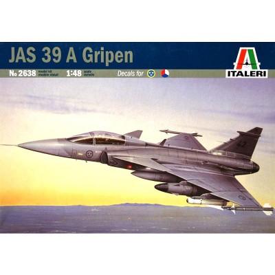 Maquette avion: JAS 39 A Gripen - Italeri-2638