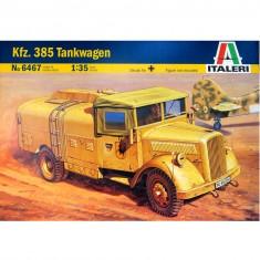 Maquette Camion citerne Kfz.385 3 tonnes