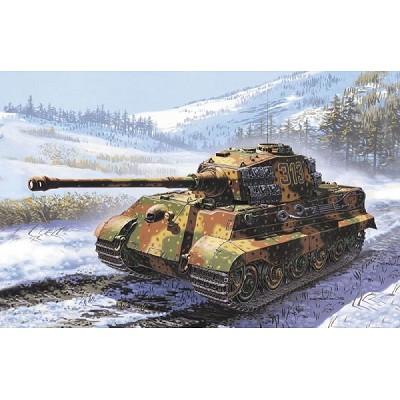 Maquette Char: King Tiger  - Italeri-7004