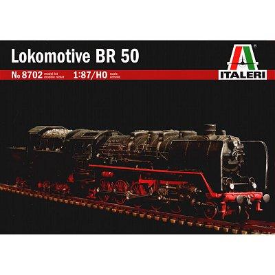 Maquette Locomotive BR50 - Italeri-8702