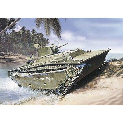 Maquette Char: LVT-(A)1 Alligator  - Italeri-6384