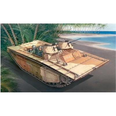 Maquette Char: LVT(A)-2 - Saipan - Italeri-6470