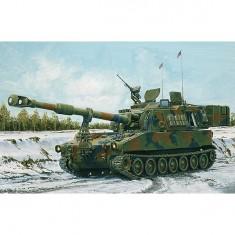 Maquette Char: M-109 A-6 Paladin