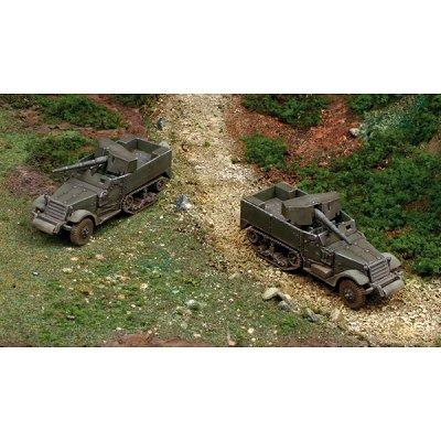 M3 75MM Half Truck - Italeri-7510