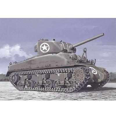 Maquette Char: M4 Sherman - Italeri-7003