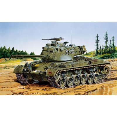 Maquette Char: M47 Patton  - Italeri-6447