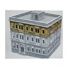 Maquette Maison berlinoise: Extension