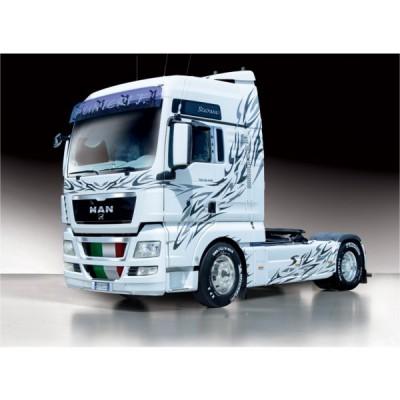Maquette Camion: MAN TGX - Italeri-3877