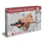 Maquette machine Léonard de Vinci: Spingarde