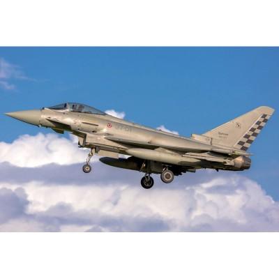 Maquette avion : EF-2000 Typhoon Monoplace - Italeri-1355