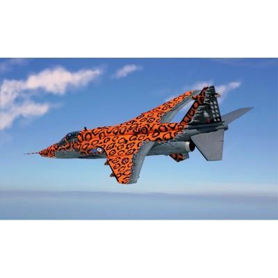 Maquette avion : Jaguar GR.3 - Italeri-1357