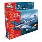 Maquette avion : Model Set : F-51D Mustang