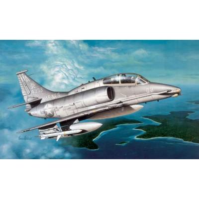 Maquette avion : OA-4M Skyhawk - Italeri-165
