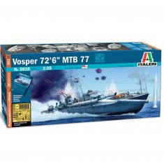 Maquette bateau : MTB Vosper