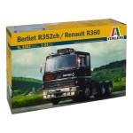 Maquette camion : Berliet Renault R352CV
