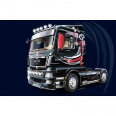 Maquette camion : MAN TGX XLX