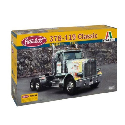 Maquette camion : Peterbilt 378-119 - Italeri-3894