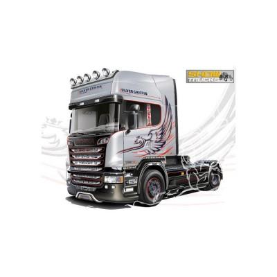 Maquette camion : Scania R730 V8 Streamline - Italeri-3906