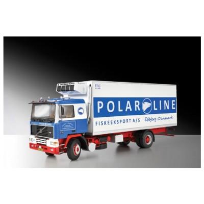 Maquette camion : Volvo F16 Reefer Truck - Italeri-3893