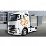 Maquette camion : Volvo FH16 520 Sleeper Cab